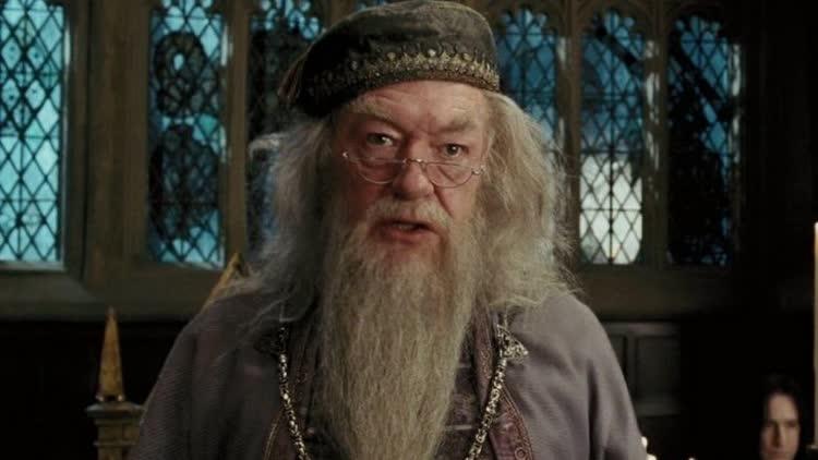 Кадр из фильма о Гарри Поттере 1