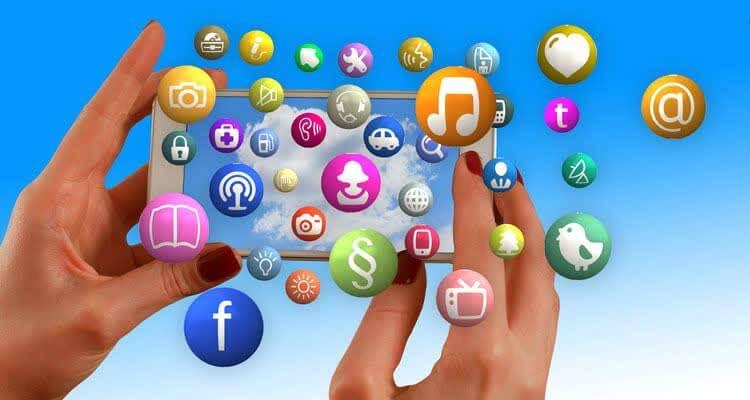 Значки фейсбук инстаграм и другие